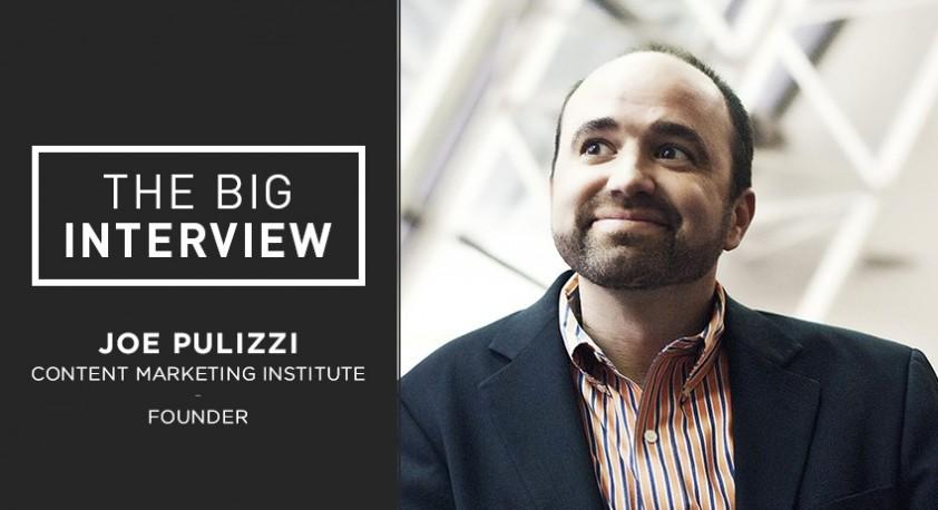 Joe Pulizzi Interview