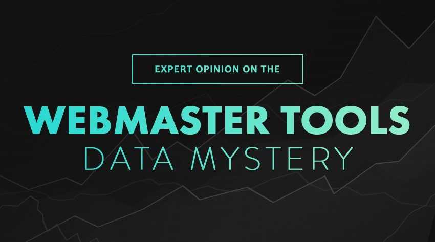 Webmaster Tools Lost Data