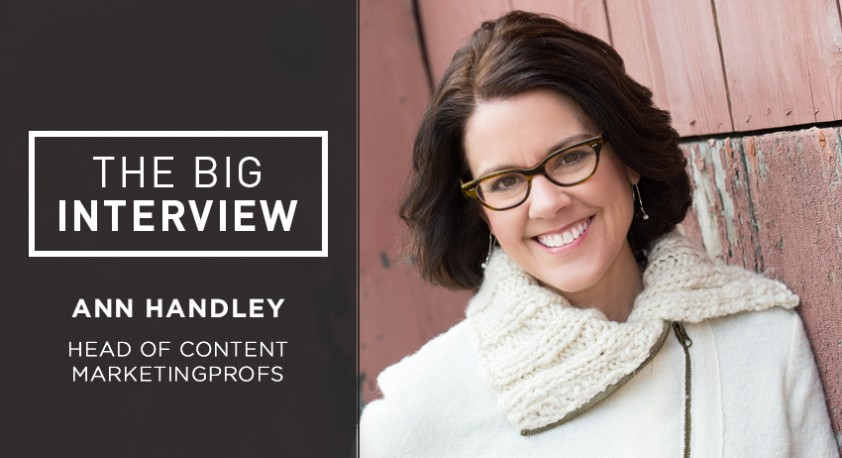 Ann Handly Head of Content Marketing Profs