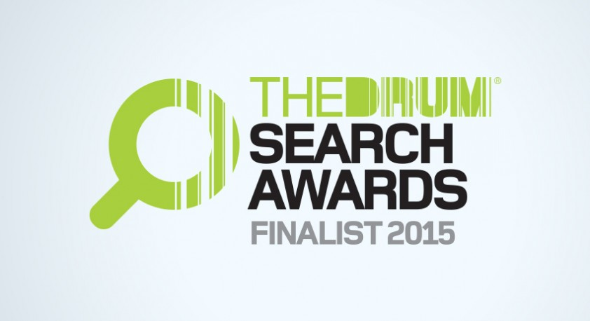 The Drum Search Awards Finalist