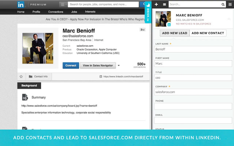 21- Salesforce sales process