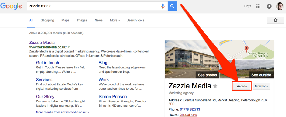 3.Google Local Example