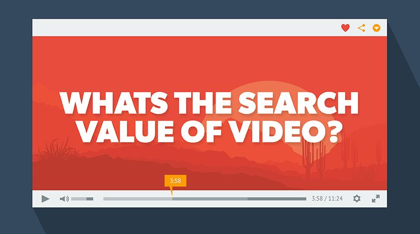 Search Value of Video