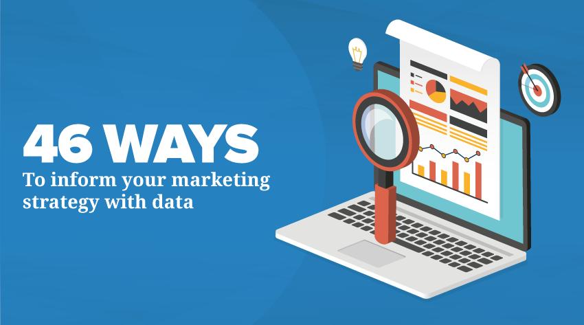 Data Led Marketing Strategy