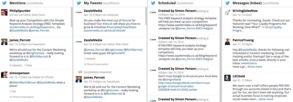 Image 2 - Twitter Mentions