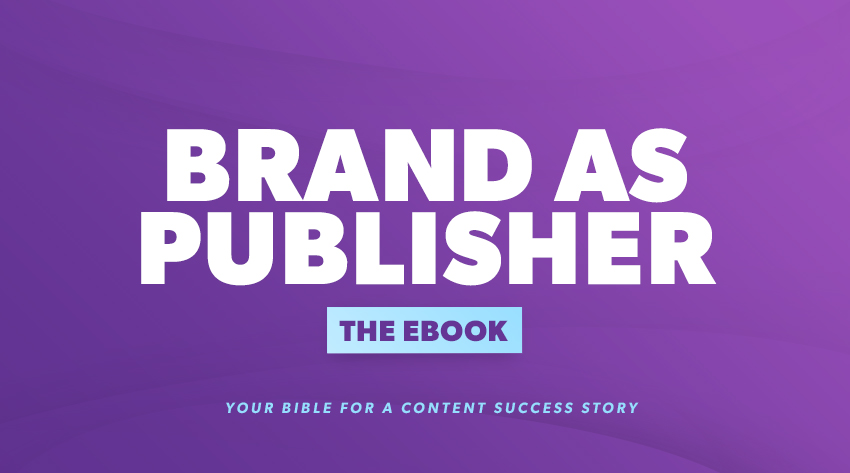 brand as publisher