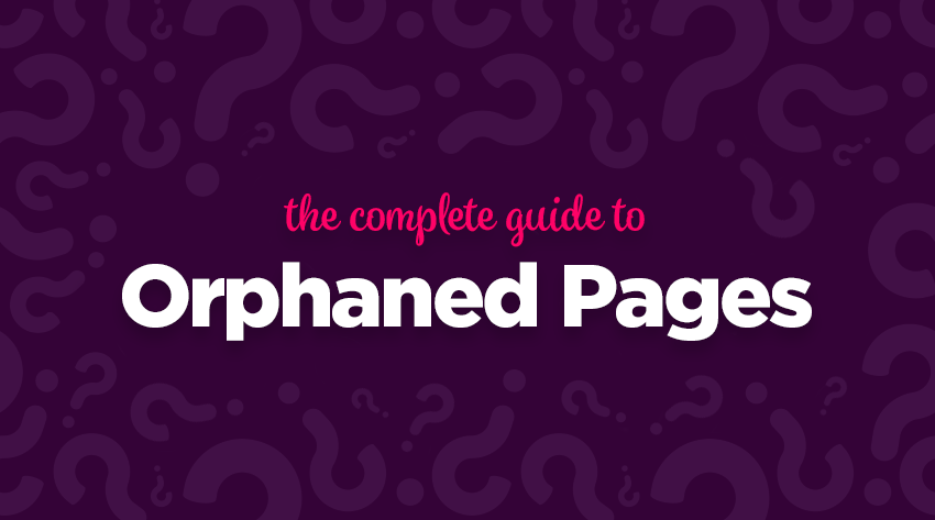 how to find and fix orphaned pages for seo zazzle