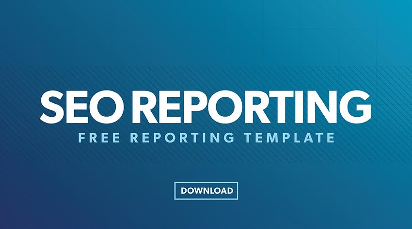 Free SEO Reporting Template for Digital Marketers | Zazzle Media