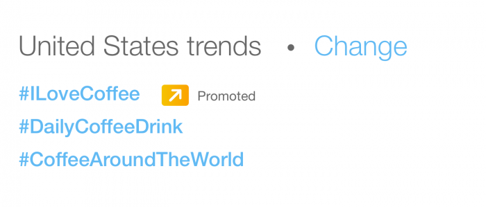 Twitter promoted trend (1)