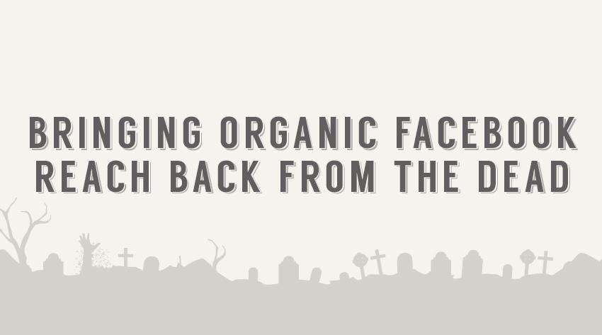 improving facebook organic reach