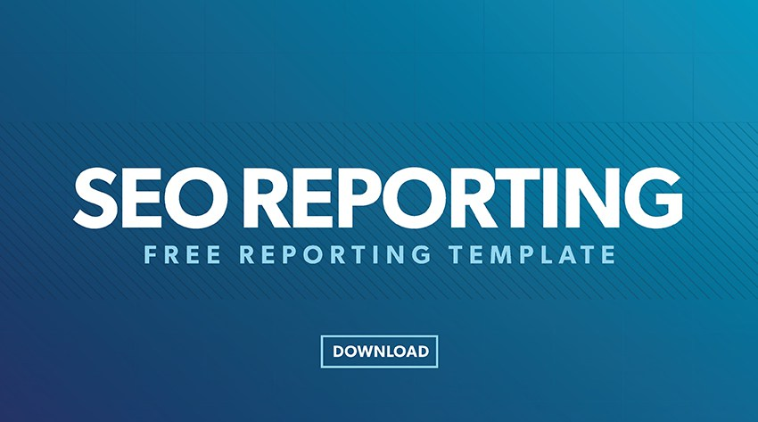free reporting template image