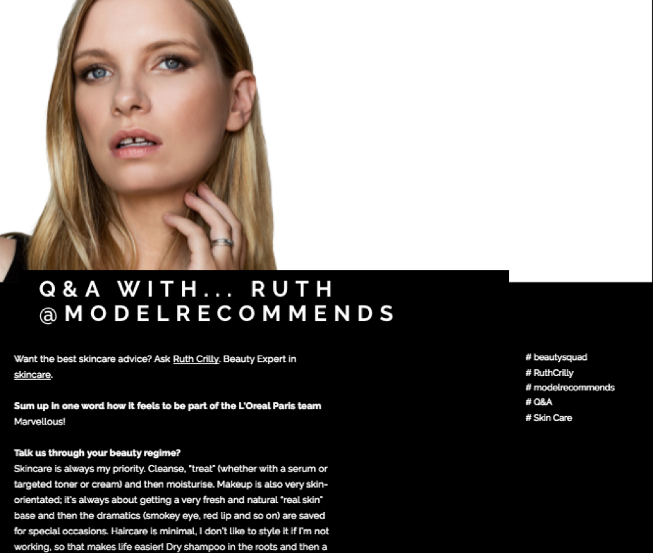 brand marketing loreal L'oréal is looking to the future with confidence, driven by its 'beauty for all' mission and its 'universalisation' strategy.