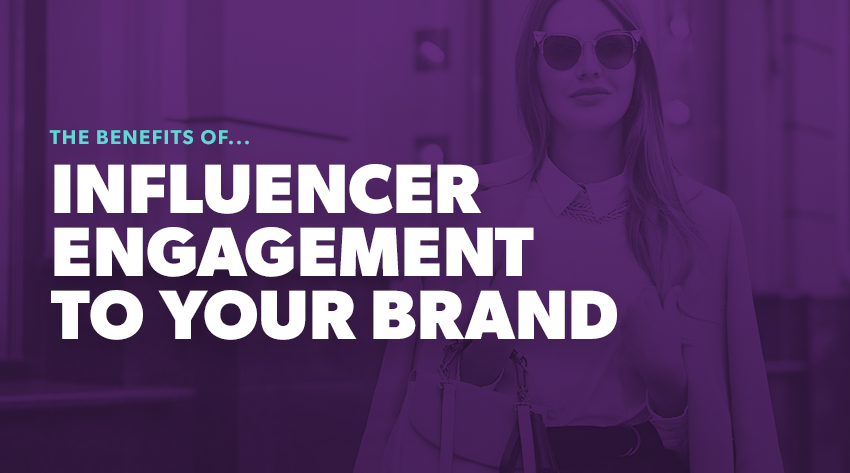 Influencer engagement strategy