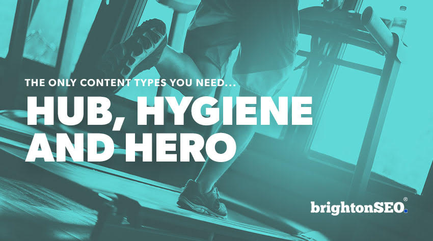 hub, hygiene and hero content banner image