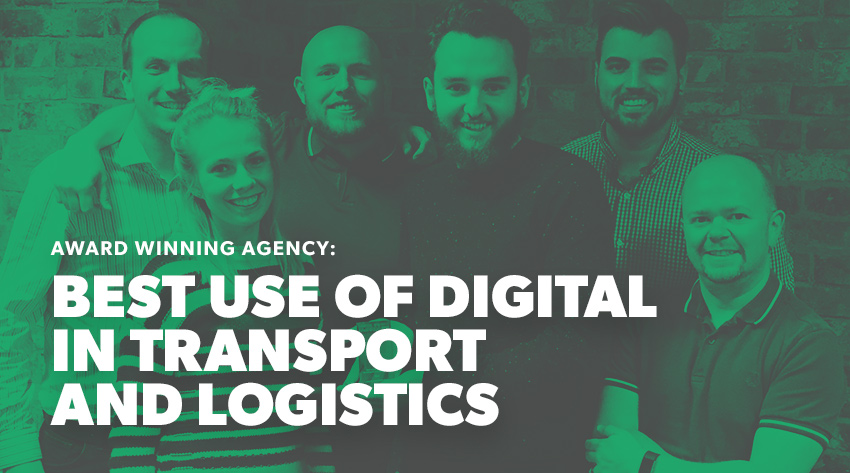 best use of digital in transport and logistics banner image