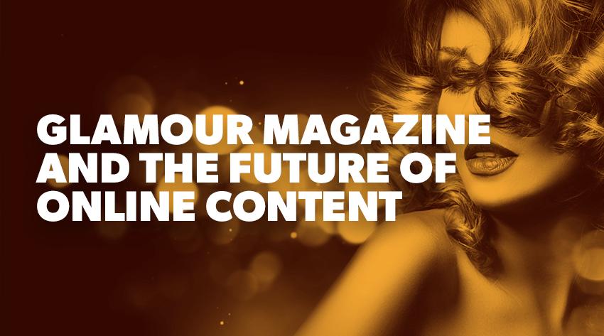 glamour magazine online content future banner image