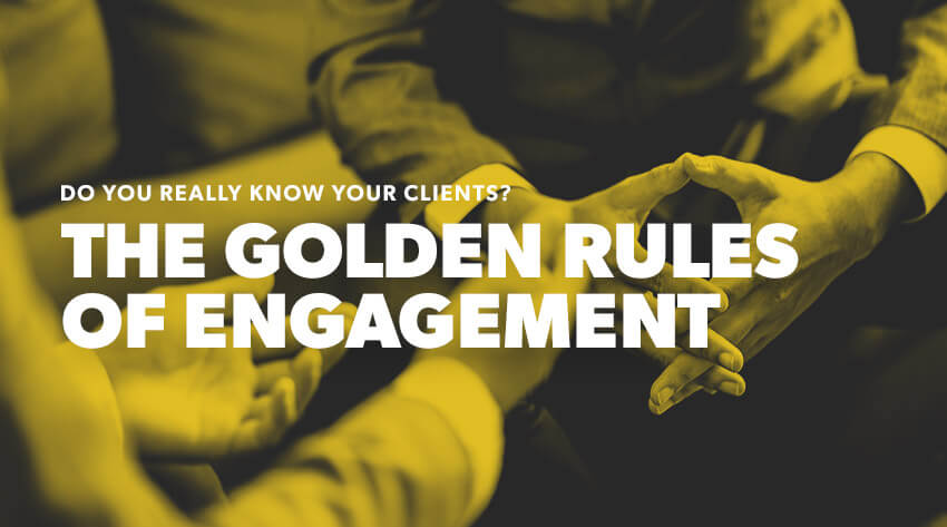 golden rules of engagement image