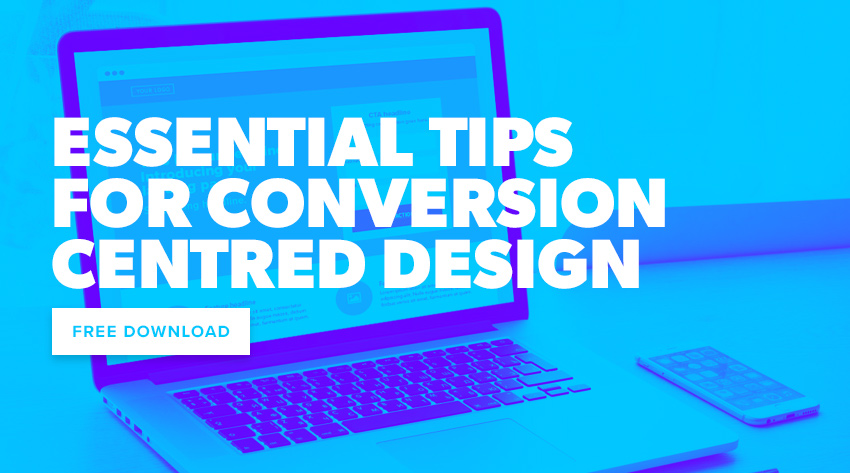 conversion centred design