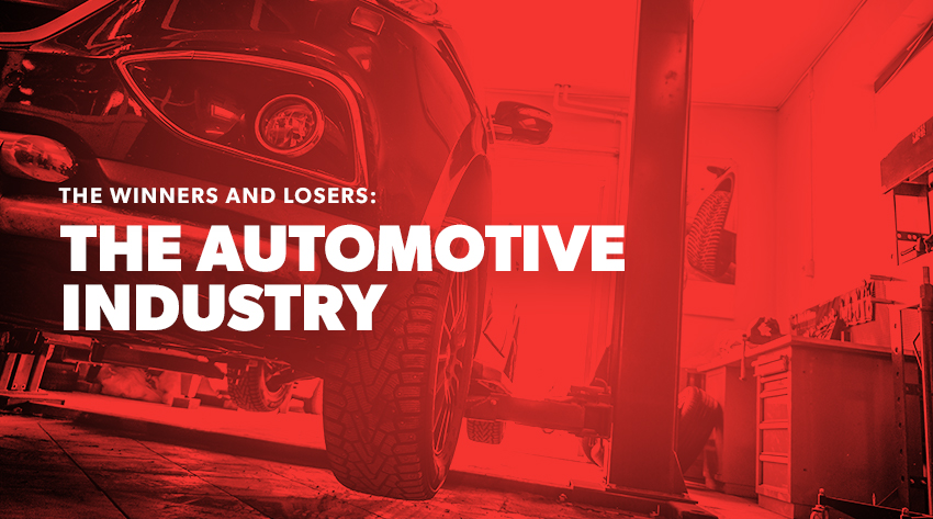 automotive industry winners and losers