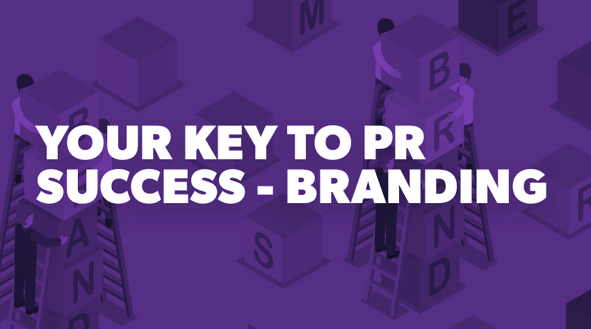 branding is PR success
