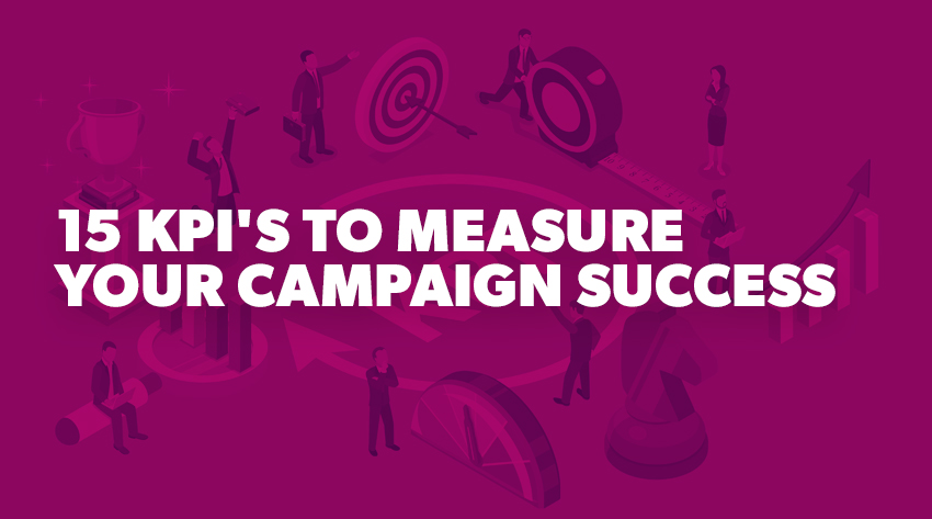 KPIs for marketing campaigns