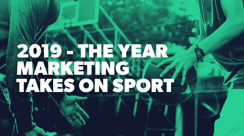 2019 sports marketing