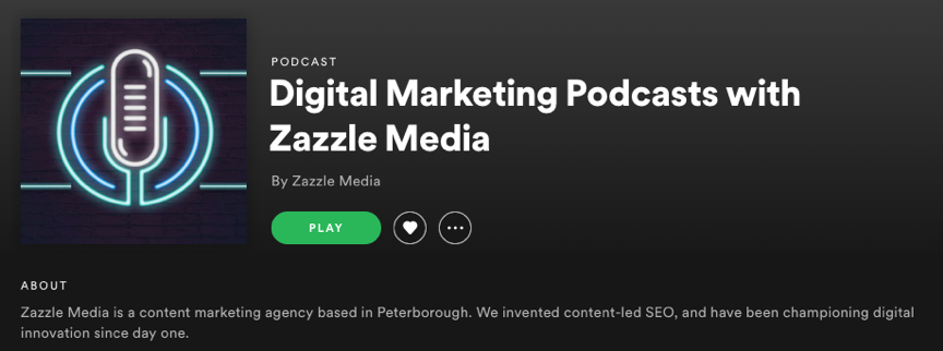 zazzle podcast header