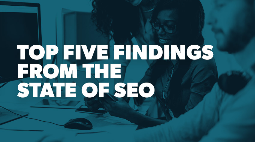 state of seo findings
