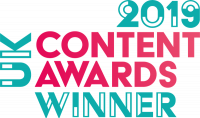 UK Content Awards Winner 2019