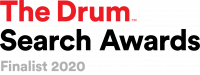The Drum Search Awards 2020 Finalist