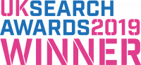 UK Search Awards 2019 Winner