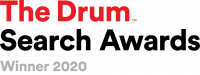 The Drum Search Awards 2020 Winner