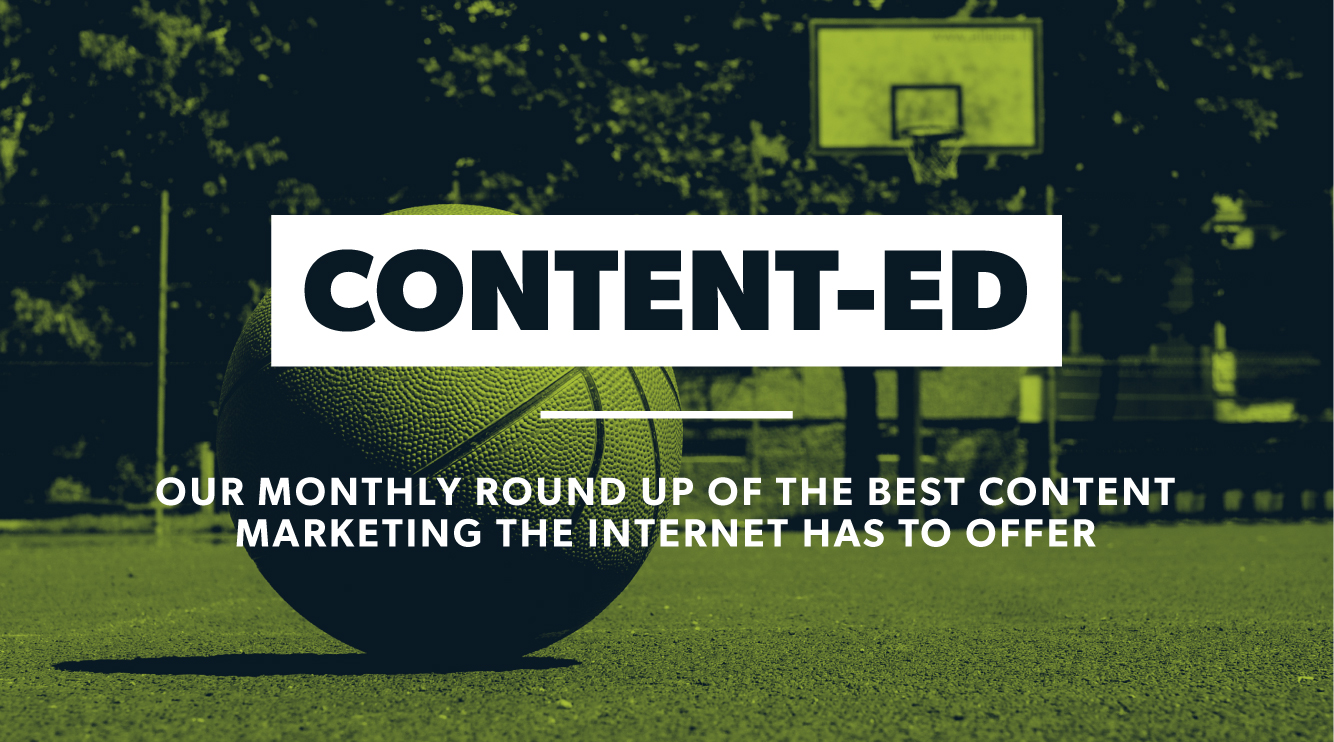 content marketing round up